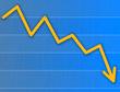 graph-downward