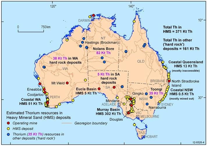 Thorium Nuclear Reactors Australia S Nuclear Lobby S