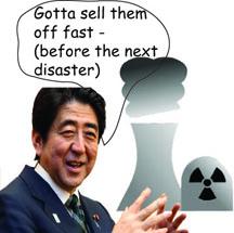 Abe, Shinzo nuke 1