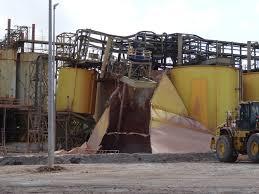 Ranger tank collapse 13