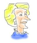Bishop, Julie cartoon