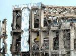 Fukushima deformed  structure