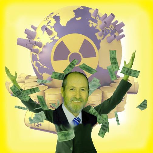 South Australian Federal Liberal MP Rowan Ramsey wants nuclear waste