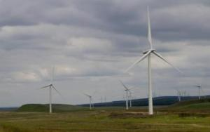Wind park in Scotland. Author: Ian Dick. License: Creative Commons, Attribution 2.0 Generic.
