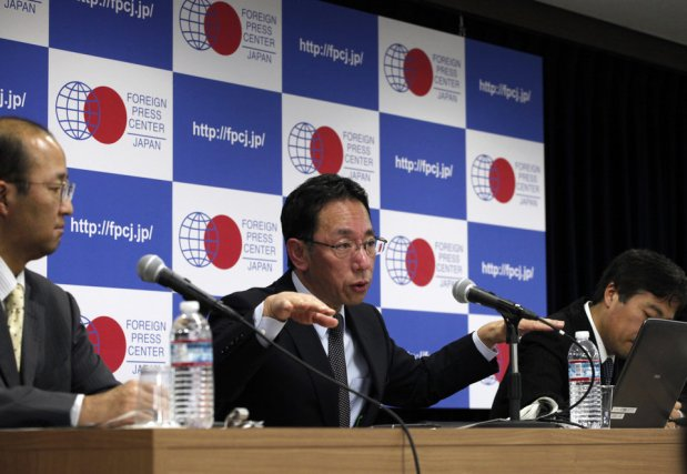 Naohiro Masuda, head of decommissioing for the damaged Fukushima 2.jpg
